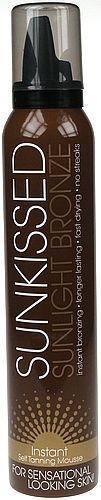Saulės kremas Sunkissed Instant Self Tanning Mousse Cosmetic 200ml Paveikslėlis 1 iš 1 250860000197