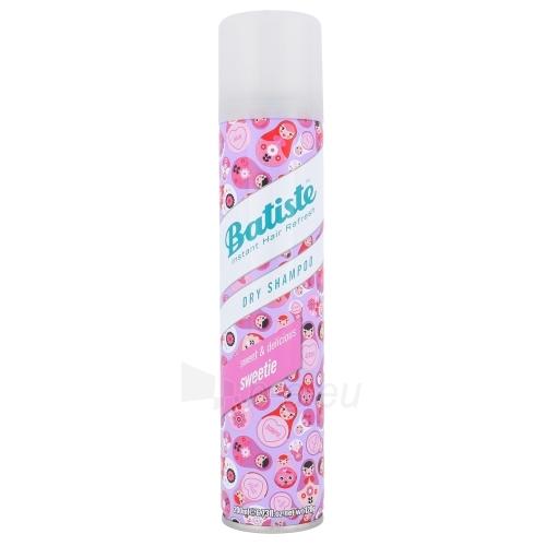 Sausas šampūnas plaukams Batiste Dry Shampoo Sweetie Cosmetic 200ml Paveikslėlis 1 iš 1 310820042326