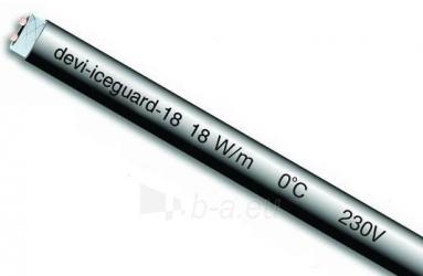 Savireguliuojantis šildymo kabelis Devi-Iceguard-18 Paveikslėlis 1 iš 1 222801000378