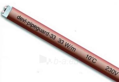 Savireguliuojantis šildymo kabelis Devi-Pipeguard-33 Paveikslėlis 1 iš 1 222801000389