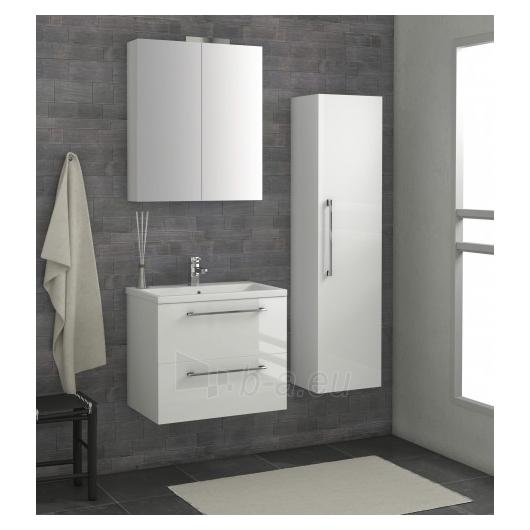 Scandic cabinet with wash basin 60cm, drawers Paveikslėlis 1 iš 5 30057400014