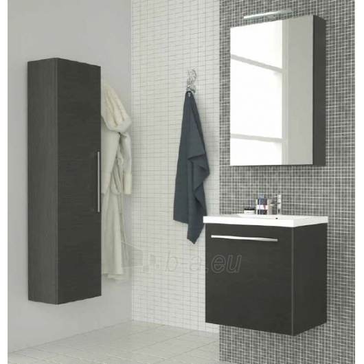 Scandic cabinet with wash basin 60cm, drawers Paveikslėlis 2 iš 5 30057400014