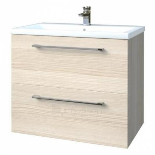 Scandic cabinet with wash basin 60cm, drawers Paveikslėlis 5 iš 5 30057400014