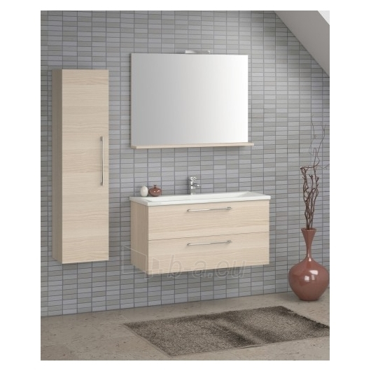 Scandic mirror cabinet 100cm Paveikslėlis 1 iš 6 30057400017