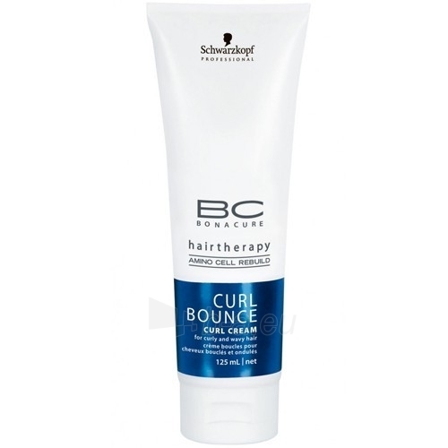 Schwarzkopf BC Bonacure Curl Bounce Curl Cream Cosmetic 125ml Paveikslėlis 1 iš 1 250832500311