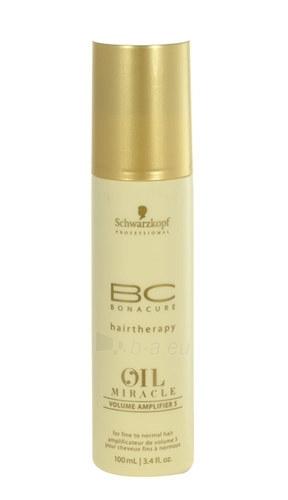 Schwarzkopf BC Bonacure Oil Miracle Volume Amplifier 5 Fine Cosmetic 100ml Paveikslėlis 1 iš 1 250832500637
