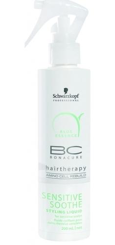 Schwarzkopf BC Bonacure Sensitive Soothe Styling Liquid Cosmetic 200ml Paveikslėlis 1 iš 1 250832400235