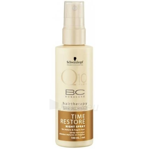 Schwarzkopf BC Bonacure Time Restore Night Spray Cosmetic 100ml Paveikslėlis 1 iš 1 250832400090