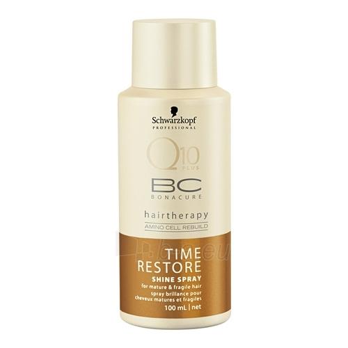 Schwarzkopf BC Bonacure Time Restore Shine Spray Cosmetic 100ml Paveikslėlis 1 iš 1 250832400238