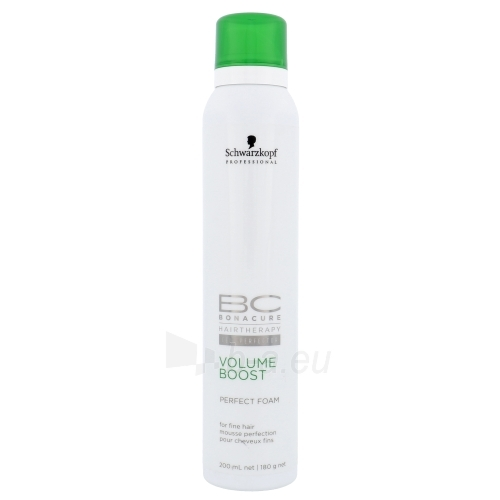 Schwarzkopf BC Bonacure Volume Boost Perfect Foam Cosmetic 200ml Paveikslėlis 1 iš 1 250832500638