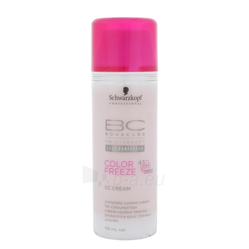 Schwarzkopf BC Cell Perfector Color Freeze CC Cream Cosmetic 150ml Paveikslėlis 1 iš 1 250832400433