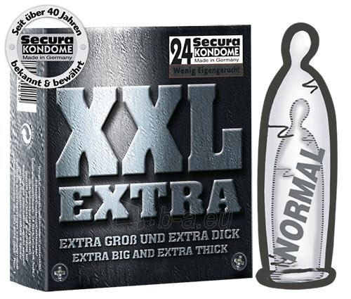 Secura XXL Extra - 24 vnt. Paveikslėlis 1 iš 1 2514135000061