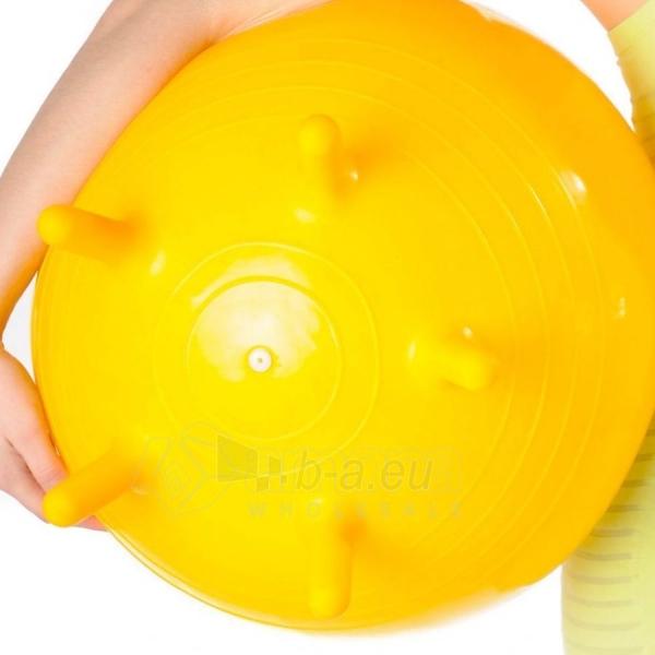 Sėdėjimo kamuolys Original PEZZI Sitsolution MAXAFE 65 cm Blue Paveikslėlis 4 iš 6 310820136667