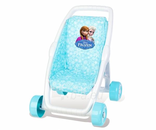Sėdimas lėlių vežimėlis   Frozen   Smoby Paveikslėlis 1 iš 1 250710901635