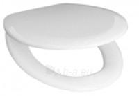 Sėdynė klozeto JIKA Zeta/Dino su dangčiu, balta Paveikslėlis 1 iš 2 270740000065