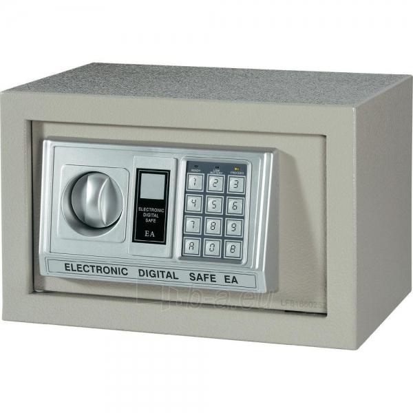 Seifas Conrad 20EA Electronic Safe Paveikslėlis 1 iš 2 30054500153