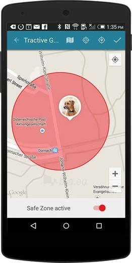 Sekiklis Tractive GPS TRAPI1 Pink Edition Paveikslėlis 5 iš 8 310820205144