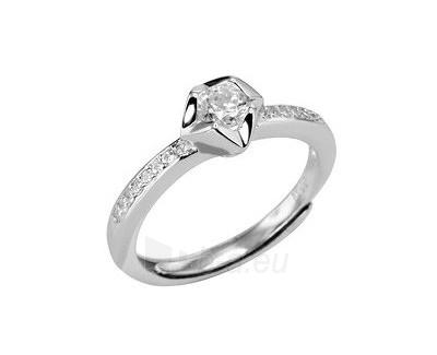Selilya Silver sidabrinis ring su kristalu SRJ61 Paveikslėlis 1 iš 1 310820024484