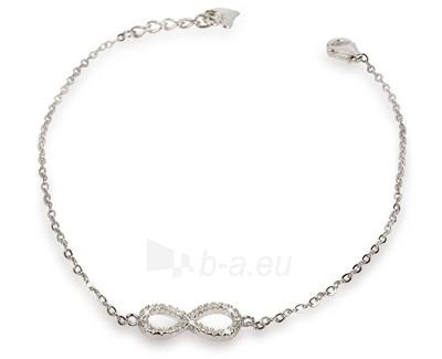 Selilya Silver Stříbrný náramek SBJ03 Paveikslėlis 1 iš 1 310820005384