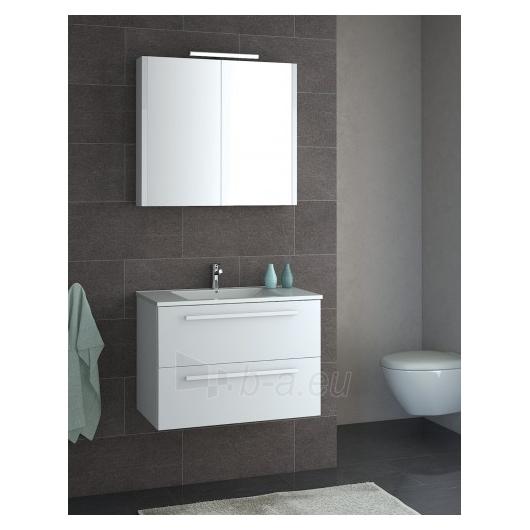 Serena mirror cabinet 75cm Paveikslėlis 1 iš 5 30057400032