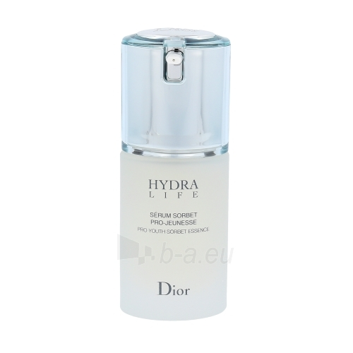 Serums Christian Dior Hydra Life Youth Concentrated Sorbet Essence Cosmetic 30ml Paveikslėlis 1 iš 1 250840500491