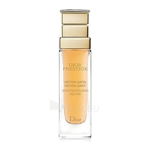 Serum Christian Dior Prestige Satin Revitalizing Nectar Cosmetic 30ml (tester) Paveikslėlis 1 iš 1 250840500492