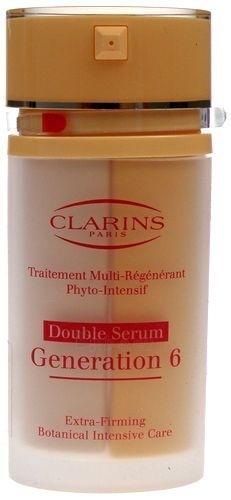 Serum Clarins Double Serum Generation 6 Firming Care Cosmetic 30ml Paveikslėlis 1 iš 1 250840500521