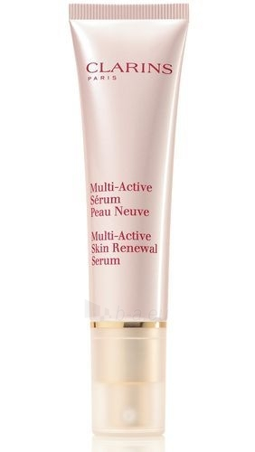 Serum Clarins Multi Active Skin Renewal Serum Cosmetic 30ml (Without box) Paveikslėlis 1 iš 1 250840500282