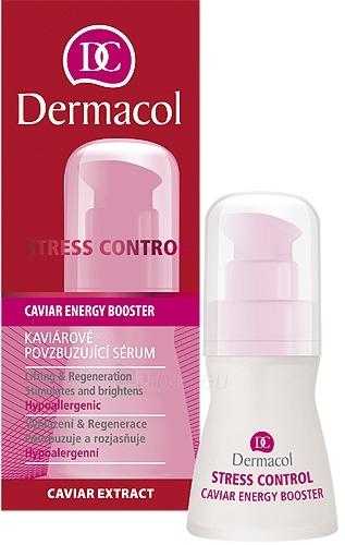 Serum Dermacol Stres Control-Caviar Energy Booster Cosmetic 15ml Paveikslėlis 1 iš 1 250840500079