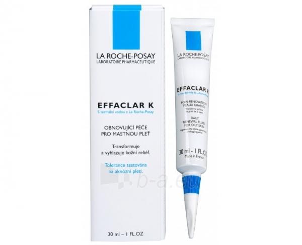 Serums La Roche-Posay Effaclar K Daily Renewal Fluid Cosmetic 30ml Paveikslėlis 1 iš 1 250840500139