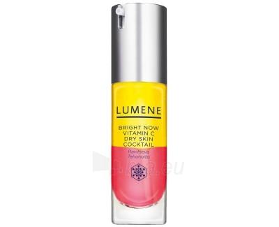 Serumas Lumene Bright Now Vitamin C Dry Skin Coctail 30ml Paveikslėlis 1 iš 1 250840500812