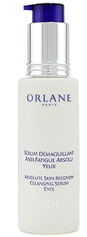 Serums Orlane Serum Demaquillant Anti Fatigue Absolu Yeux Cosmetic 100ml Paveikslėlis 1 iš 1 250840500205