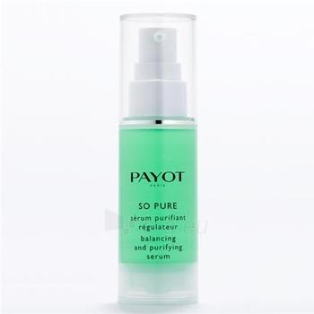Serumas Payot So Pure Balancing Serum Cosmetic 30ml Paveikslėlis 1 iš 1 250840500228
