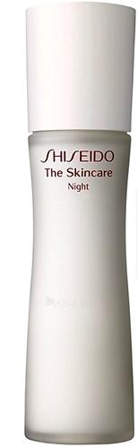 Serums Shiseido THE SKINCARE Night Essential Moisturizer Enriched Cosmetic 75ml Paveikslėlis 1 iš 1 250840500240