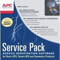 Service Pack 1 Year Extended Warranty (for concurrent sales) Paveikslėlis 1 iš 2 250254400080