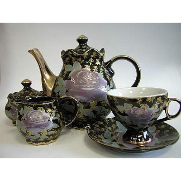 Servizas arbat. 17vnt. 80052 BLACK Paveikslėlis 1 iš 1 310820029063
