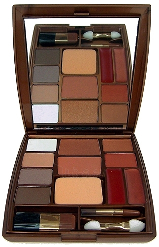 African Erde Make Up Case Bronze Colours Cosmetic 12,4g Paveikslėlis 1 iš 1 250871200212