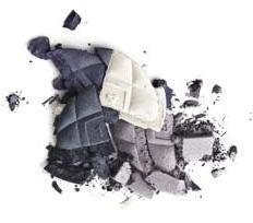 Astor Color Vision Eye Shadow Palette Cosmetic 6g (Smokey Blue) Paveikslėlis 2 iš 2 250871200427
