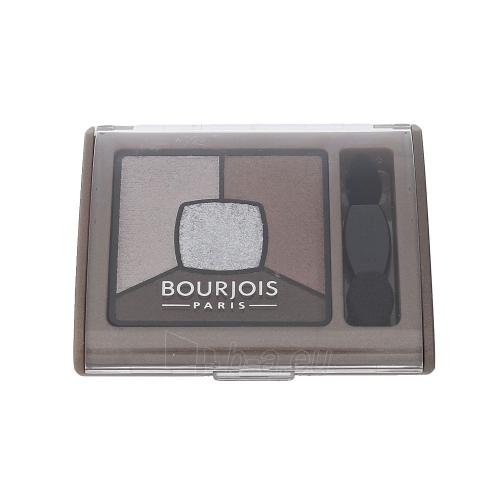 Šešėliai akims BOURJOIS Paris Smoky Stories Quad Eyeshadow Palette Cosmetic 3,2g 05 Good Nude Paveikslėlis 1 iš 1 250871200929