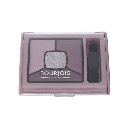 Šešėliai akims BOURJOIS Paris Smoky Stories Quad Eyeshadow Palette Cosmetic 3,2g 07 In Mauve Again Paveikslėlis 1 iš 1 250871200926