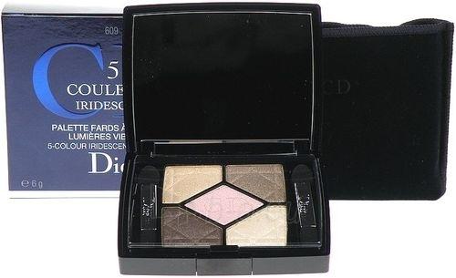 Šešėliai akims Christian Dior 5 Couleurs 609 Cosmetic 6g Paveikslėlis 1 iš 1 250871200036