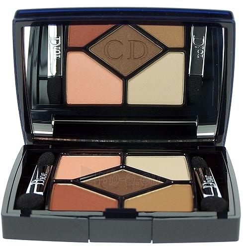 Šešėliai akims Christian Dior 5 Couleurs Cosmetic 6g Gris Gris (without box) Paveikslėlis 1 iš 1 250871200419