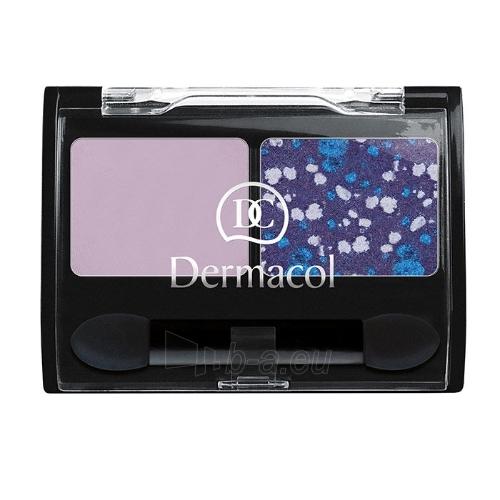 Dermacol DUO Eye Shadow 1 Cosmetic 1,8g Paveikslėlis 1 iš 1 250871200044