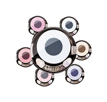 Šešėliai akims Dermacol Mineral Duo 10 Cosmetic 3g Paveikslėlis 1 iš 1 250871200087