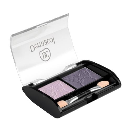 Šešėliai akims Dermacol Satin Duo Eye Shadows 1 Cosmetic 3,5g Paveikslėlis 1 iš 1 250871200208