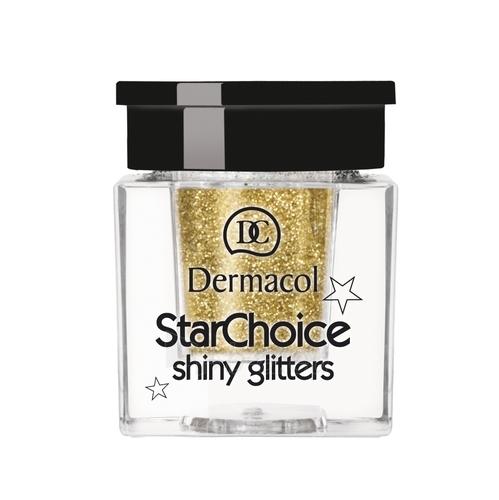 Šešėliai akims Dermacol Star Choice Shiny Glitters 2 Cosmetic 2g Paveikslėlis 1 iš 1 250871200113