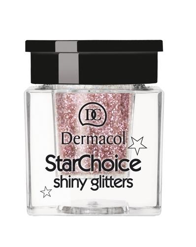 Šešėliai akims Dermacol Star Choice Shiny Glitters 3 Cosmetic 2g Paveikslėlis 1 iš 1 250871200114
