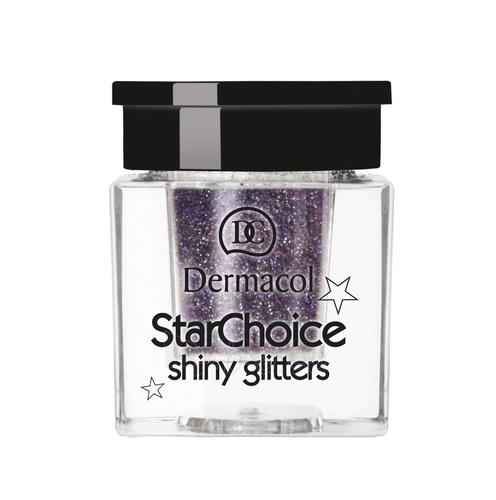Šešėliai akims Dermacol Star Choice Shiny Glitters 4 Cosmetic 2g Paveikslėlis 1 iš 1 250871200115
