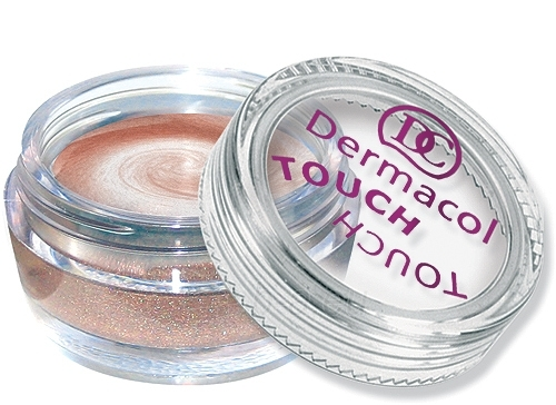 Dermacol Touch Touch Mouse Eyeshadows 3 Cosmetic 3,5g Paveikslėlis 1 iš 1 250871200125