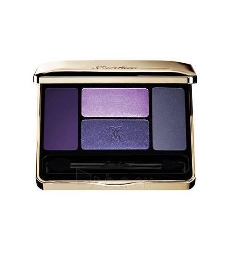 Guerlain Ecrin 4 Couleurs Eyeshadows Cosmetic 7,2g 16 Les Aciers Paveikslėlis 1 iš 1 250871200878